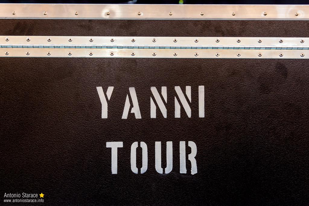 Yanni, World Tour 2014