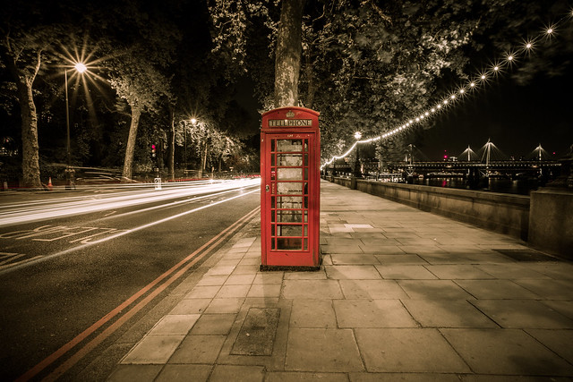 Lonely Phonebox