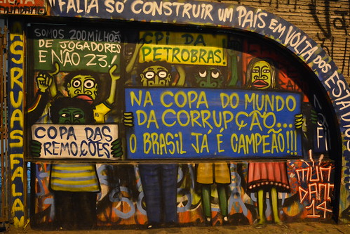World Cup Protest 8