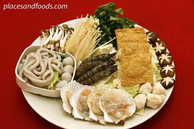 xiao lao wang seafood platter