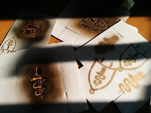 Stencil tests