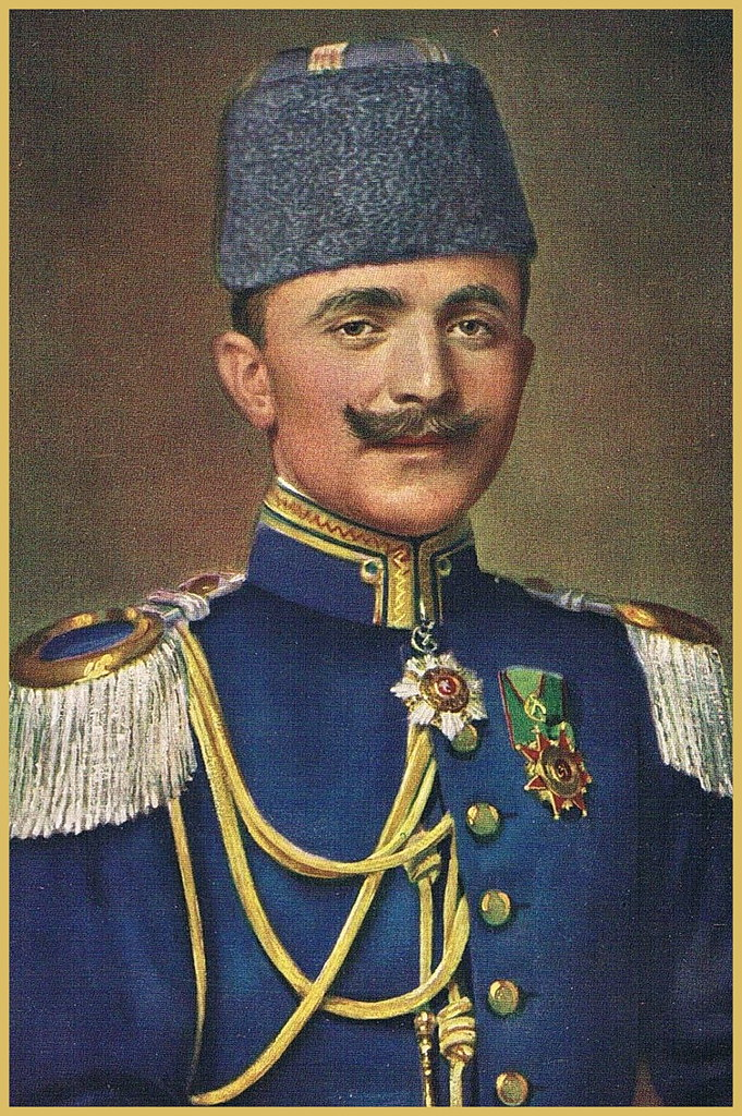 ahmed hamdi tanpınar mahpeyker sultan enver paşa naciye sultan ahmed hamdi mektup aşk mektubu