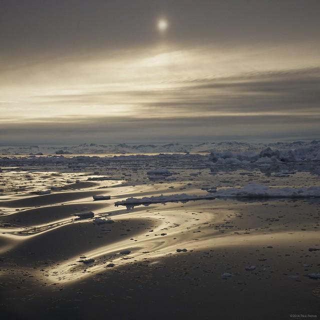 Ice fiord, Ilulisat