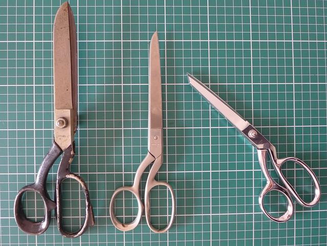 Tesoura para costura