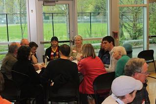 Community Conversation Parks Budget