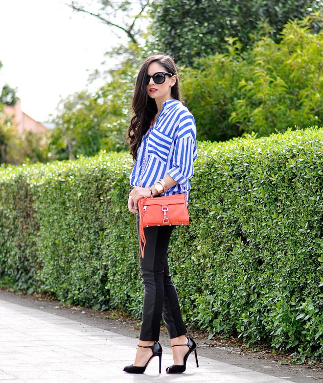 Blue Stripe Shirt_01