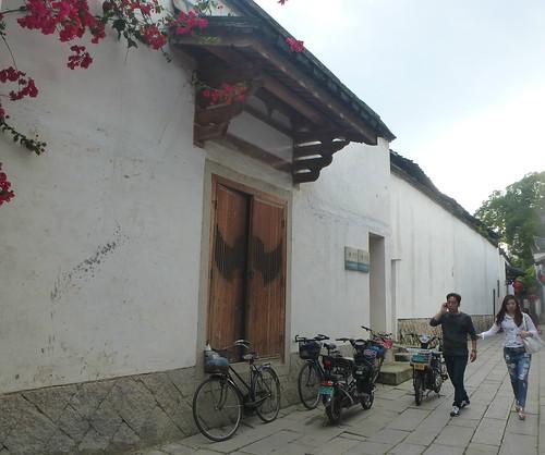 Fujian-Fuzhou-Rue pietonne (23)