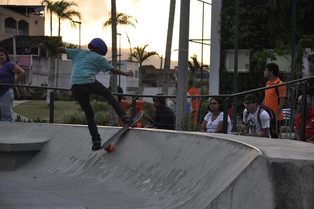Sunset Skate