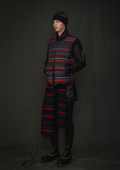Robbie McKinnon0020_UNDERCOVERISM 2014-15 Autumn Winter