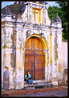 Guatemala scene of life