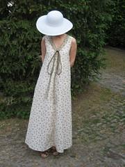 70\'s floral dress
