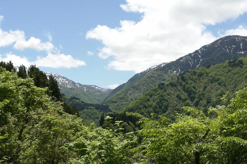 白山撮影スポットを訪ねて 一里野高原