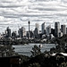 A Sydney view from Taronga Zoo.