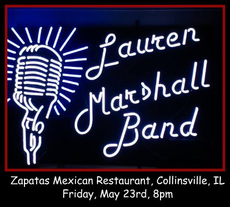 Lauren Marshall Band 5-23-14