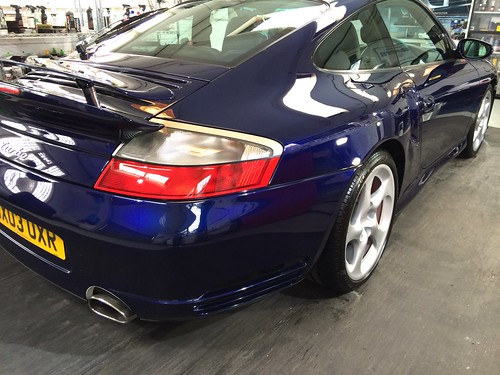 911 Turbo Mild Correction
