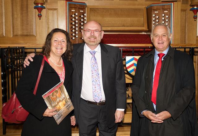 Dedication of the new Organ, Sunday 27 April 2014