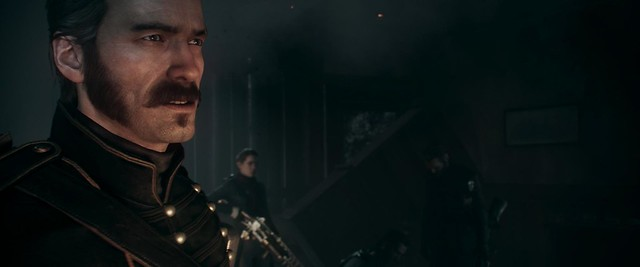 The Order: 1886 on PS4