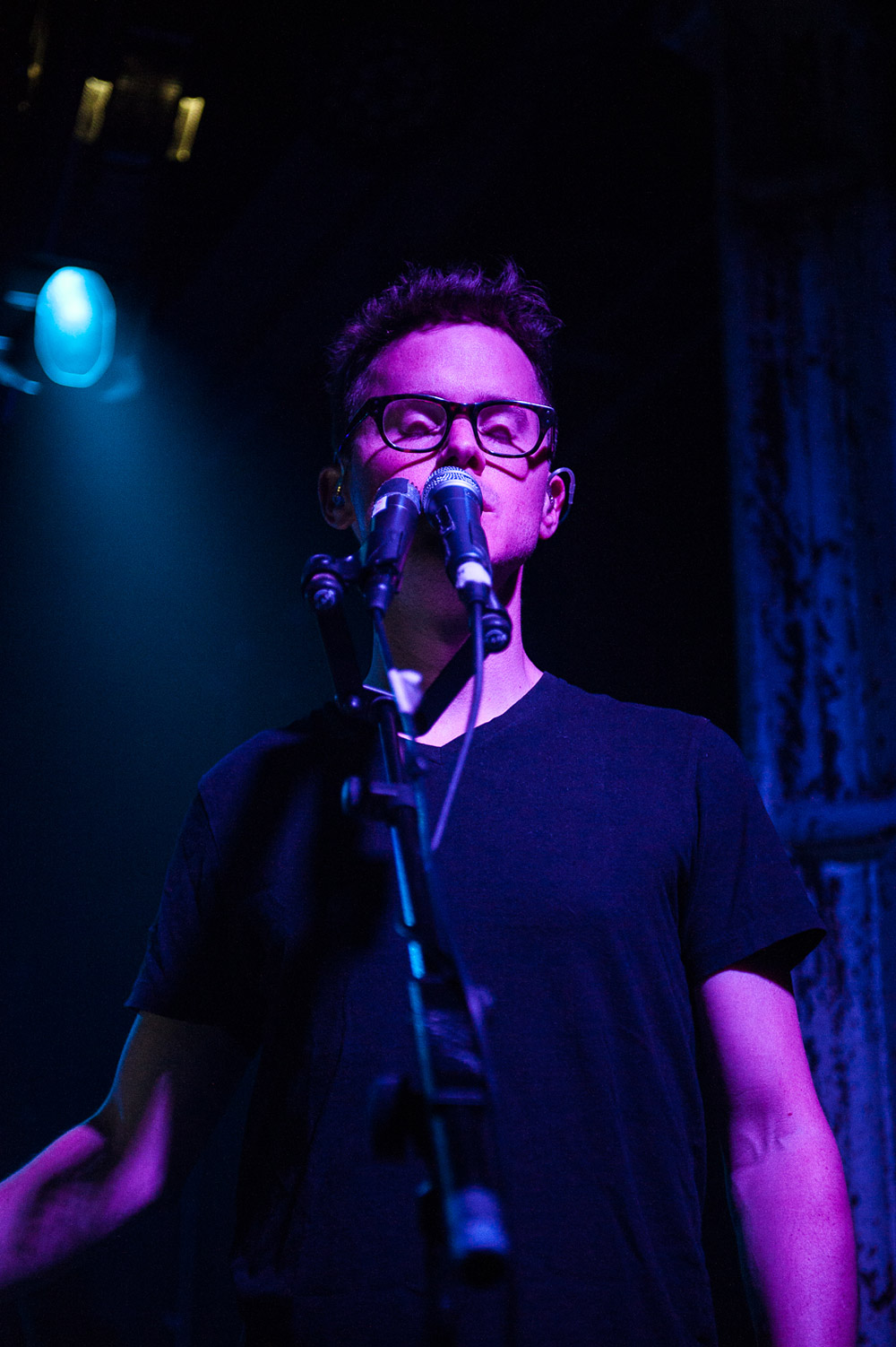 Son Lux @ XOYO, London 21/05/14