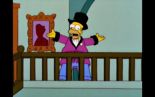Homer billionaire