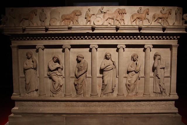 114 -  İstanbul Arkeoloji Müzesi