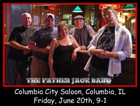 The Father Jack Band 6-20-14