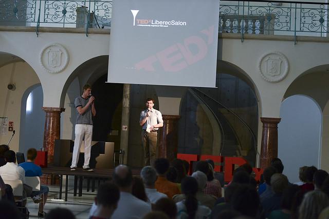 První TEDxLiberecSalon