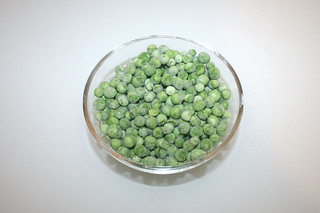 17 - Zutat Erbsen / Ingredient peas