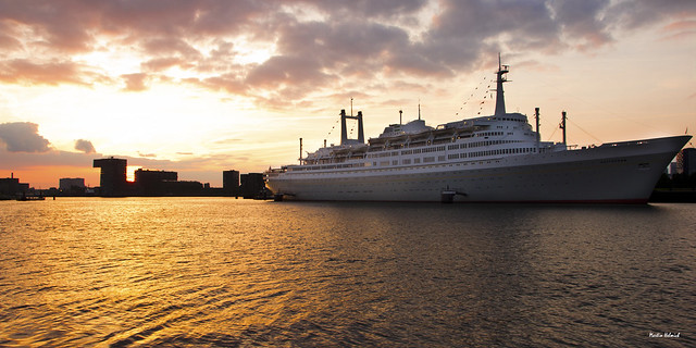 Rotterdam twilight III
