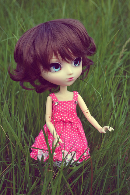 too long grass... (pullip eos)