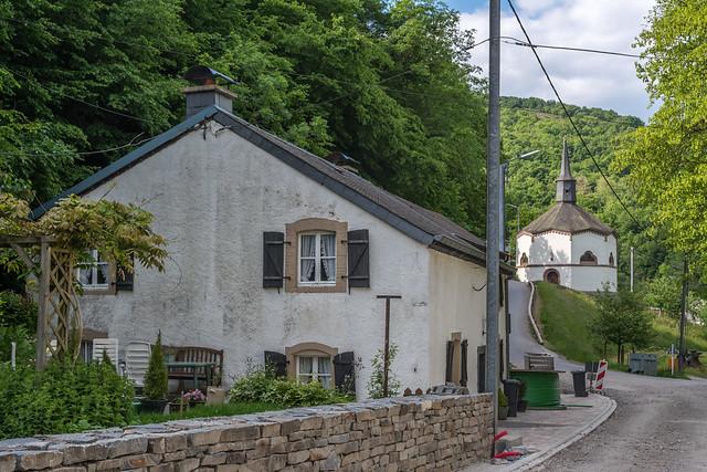 Heiderschiedergrund and octagonal chapel