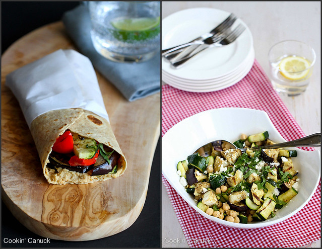Grilled Vegetable Recipes | cookincanuck.com #vegetarian