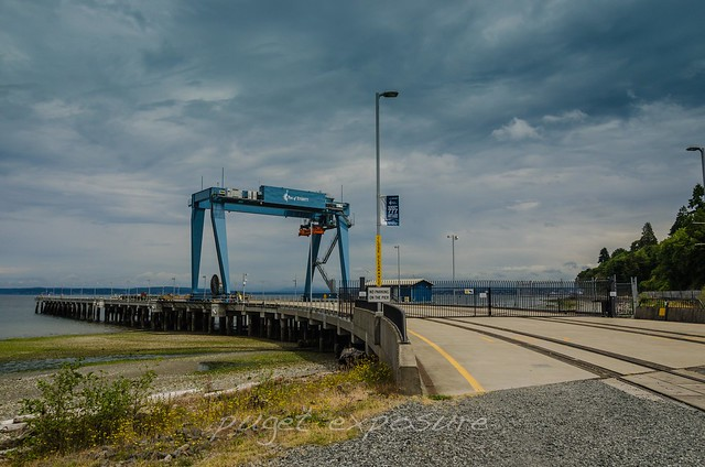 Port of Everett / Boeing Assembly