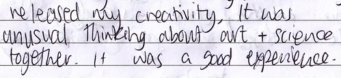 Quote about releasing creativity