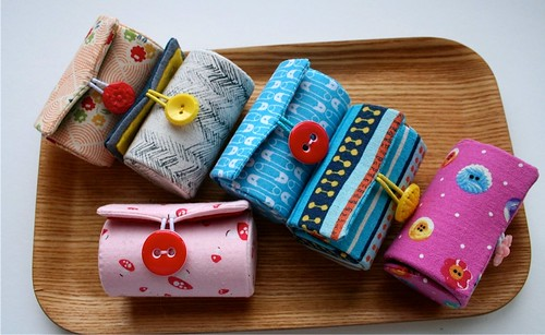 Travel Sewing Cases