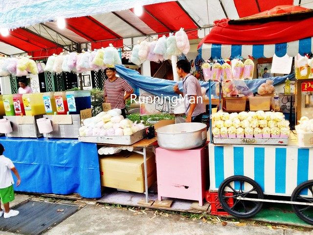 Pasar Malam Night Market 03 - Popcorn & Drinks Stall