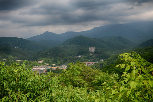 park usa mountain storm mountains clouds america forest outdoors us day view tn cloudy hiking tennessee south north hike east southern national vista gatlinburg smoky eastern hdr hardwood