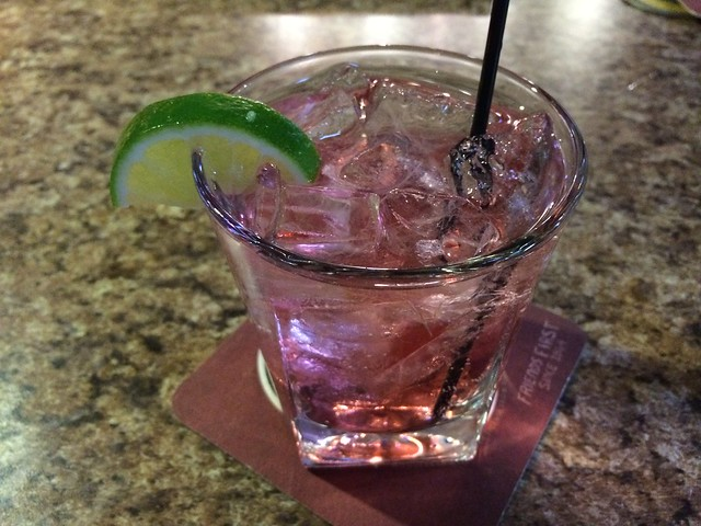 Rose Kennedy cocktail - Tommy C's