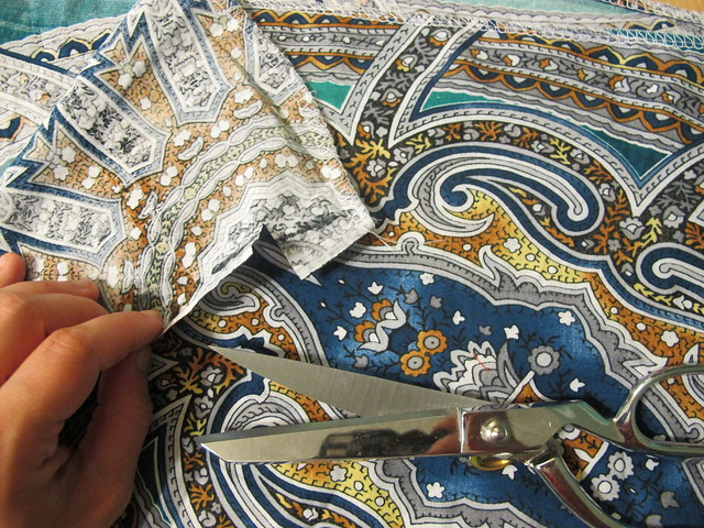 OAL - Cutting and Marking Fabric