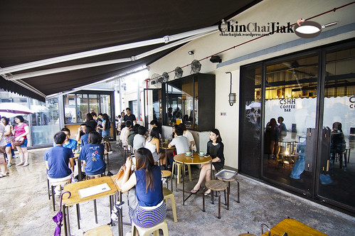 CHSS, Chye Seng Huat Coffee
