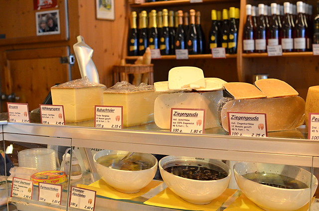 Kas Muller cheese shop, Haidhausen, Munich