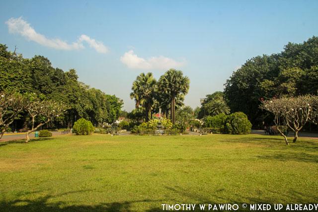 Asia - Philippines - Manila - Intramuros - Fort Santiago - Plaza Moriones
