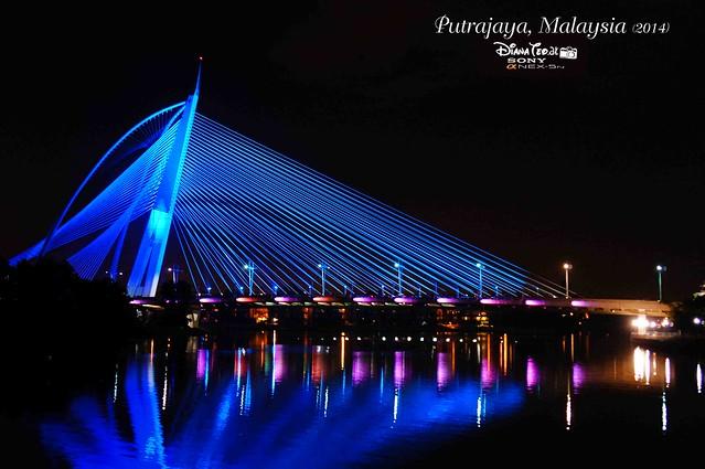 Putrajaya - Seri Wawasan Bridge