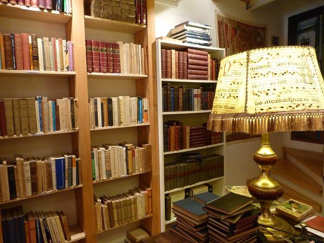 Librería de Urueña (Valladolid)