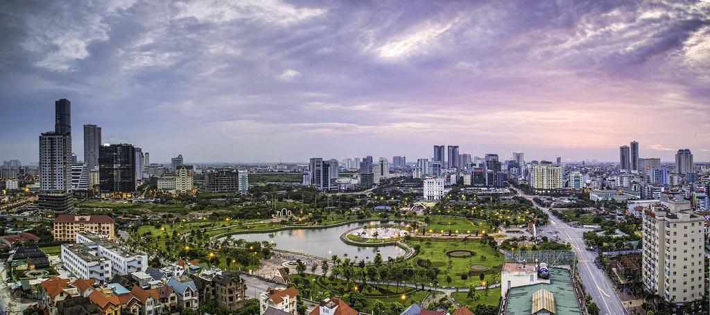 Hanoi S Panorama Amp Skyline Gallery S Most Interesting Flickr Photos Picssr