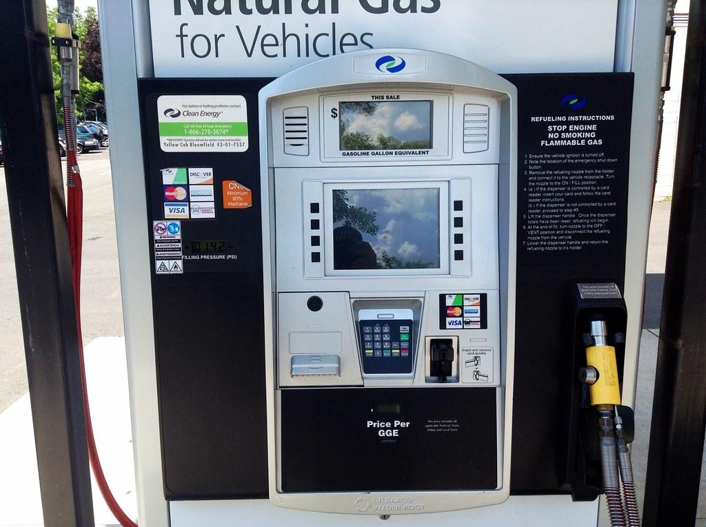 Clean Energy Natural Gas Pump | Clean Energy Natural Gas Pum