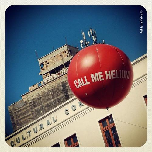 Call me Helium