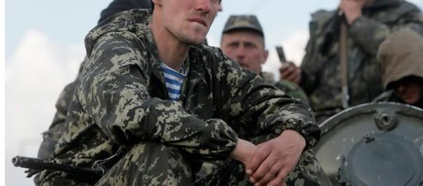 Усіх бійців батальйону територіальної оборони «Горинь» так і не забезпечили ...