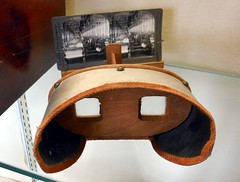 Stereoscope and Slide