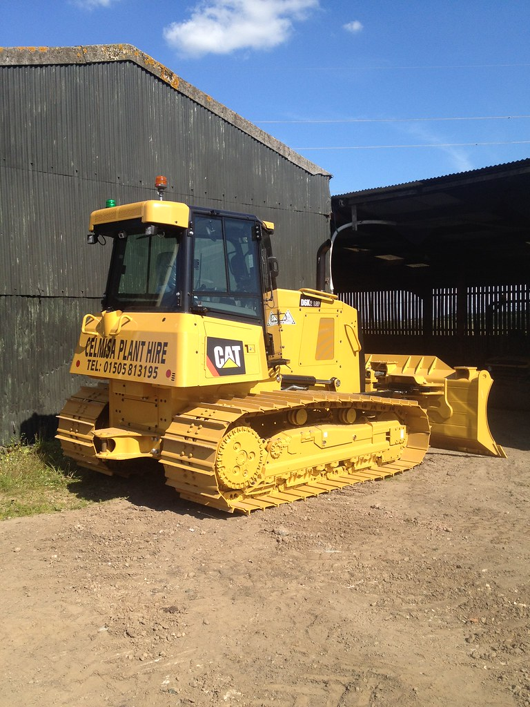 Caterpillar Dozers and Scrapers [Archive] - Page 7 - The