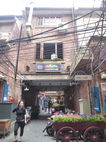 Shanghai-Concession francaise-Tianzifang (8)